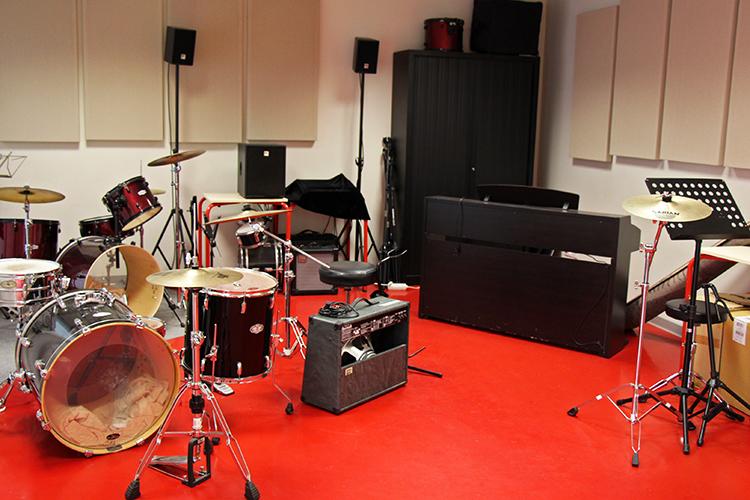 Maison De La Musique Et De La Danse Communaute De Communes Du