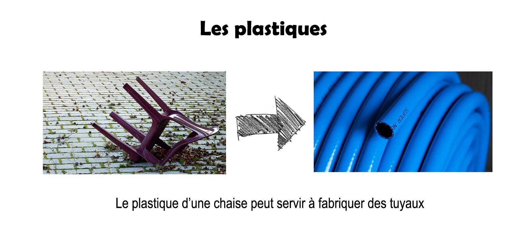 Déchetteries _ plastique